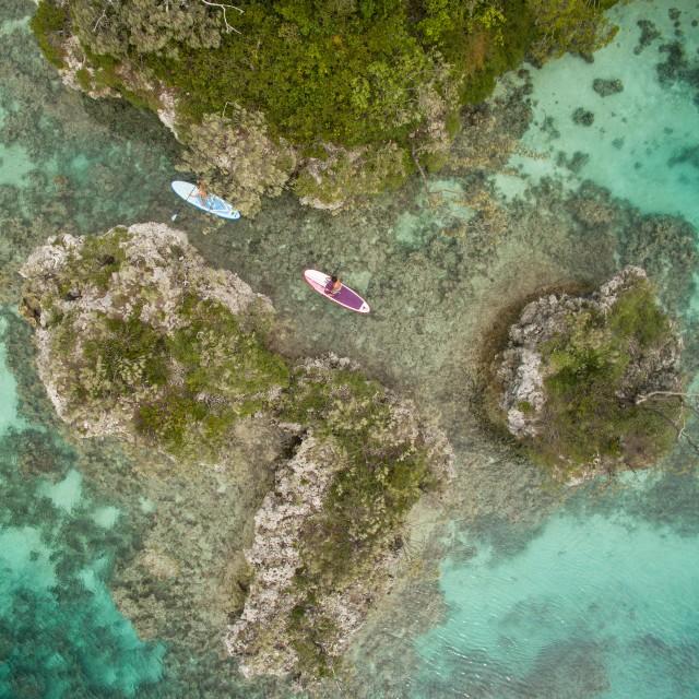 Voyage en Nouvelle Calédonie - Séjour à Ouvéa - Paddle