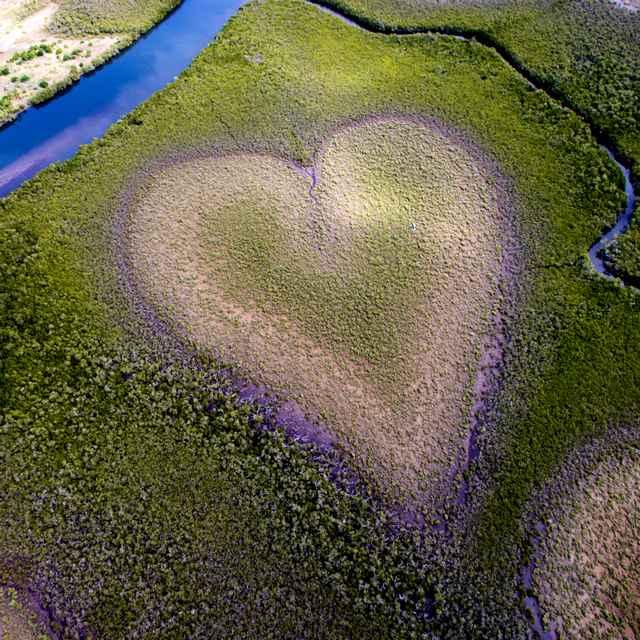 Voyage à travers la Nouvelle Calédonie - Cœur de Voh