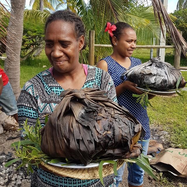 Voyage en Nouvelle Calédonie - Au coeur des îles - Bougna Ouvea