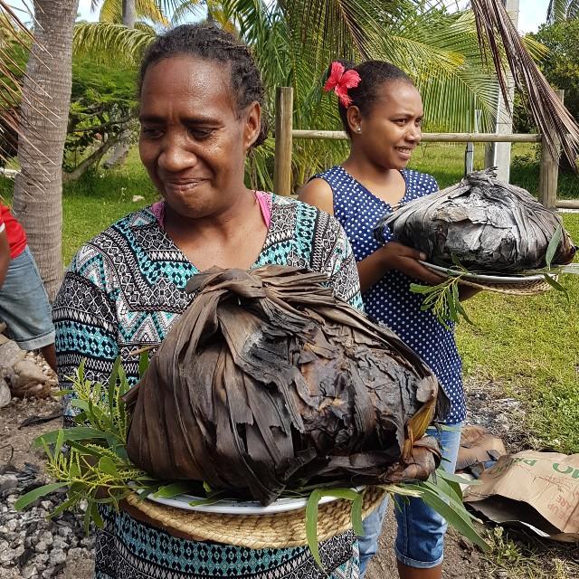 Voyage en Nouvelle Calédonie - Séjour à Ouvéa - Bougna