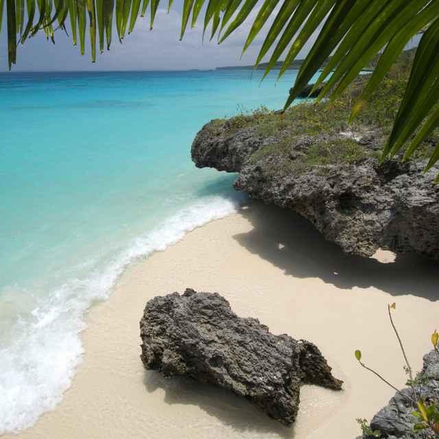 Voyage à travers la Nouvelle Calédonie - Lifou