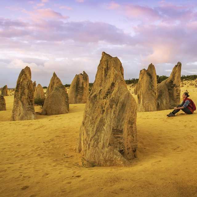 voyage dans le sud de l'Australie - Pinnacles
