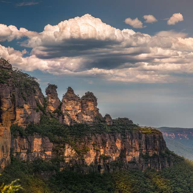Australie - Blue Mountains