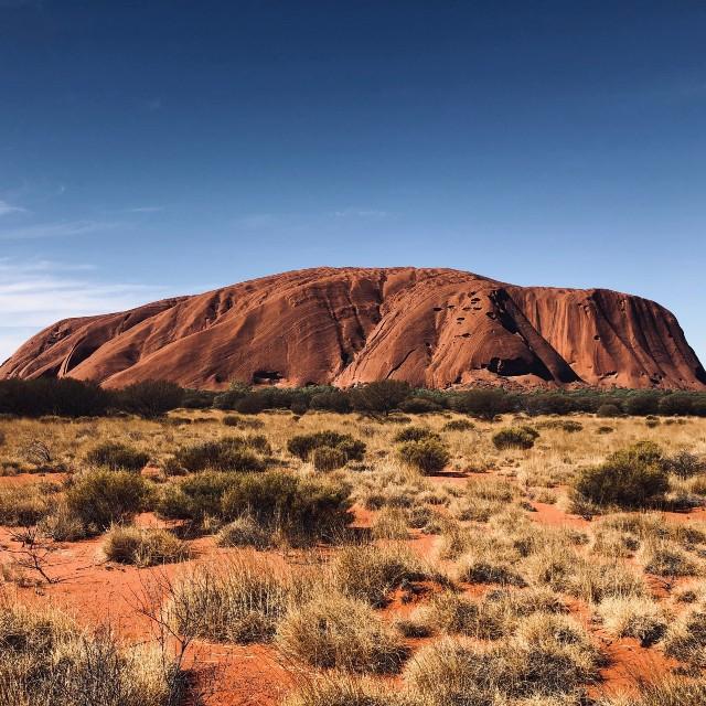 Splendeurs d'Australie - Uluru Ayers Rock - Centre Rouge