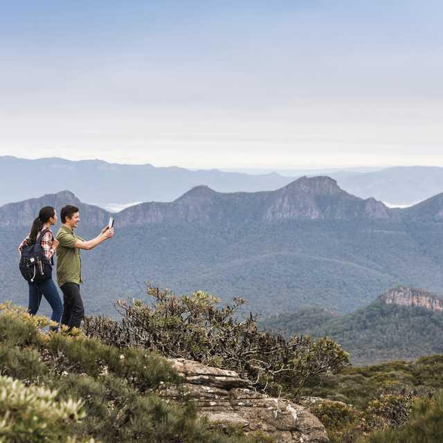 circuit jeunes en Australie - Grampians National Park