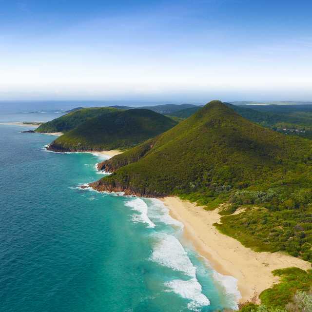 Voyage en Australie - Plages de Port Stephens