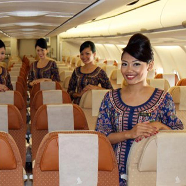 hôtesses Singapore Airlines