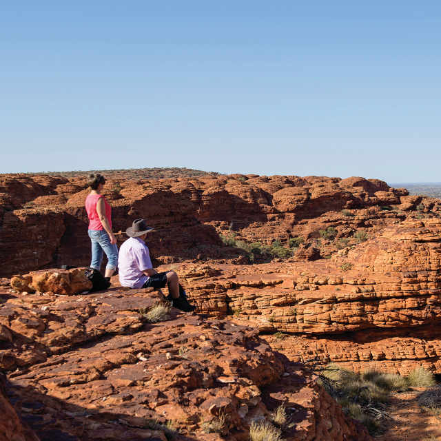 Voyage Australie - Kings Canyon