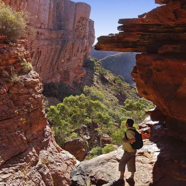 Autotour Australie - Kings Canyon