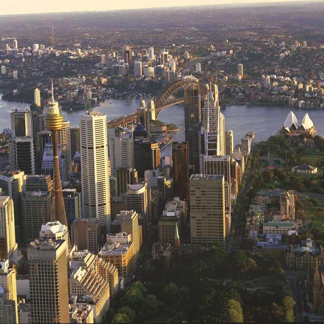 Autotour Australie - Sydney