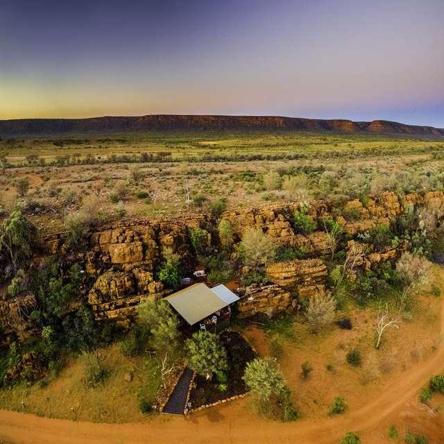 Hôtel Australie - Dreamtime Retreat