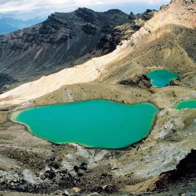Lac Emerald, Nouvelle-Zélande