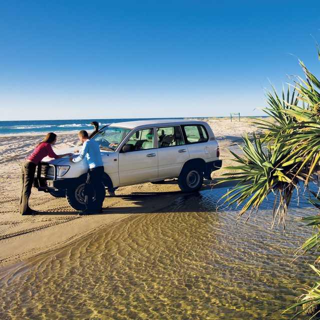 Séjour Fraser Island