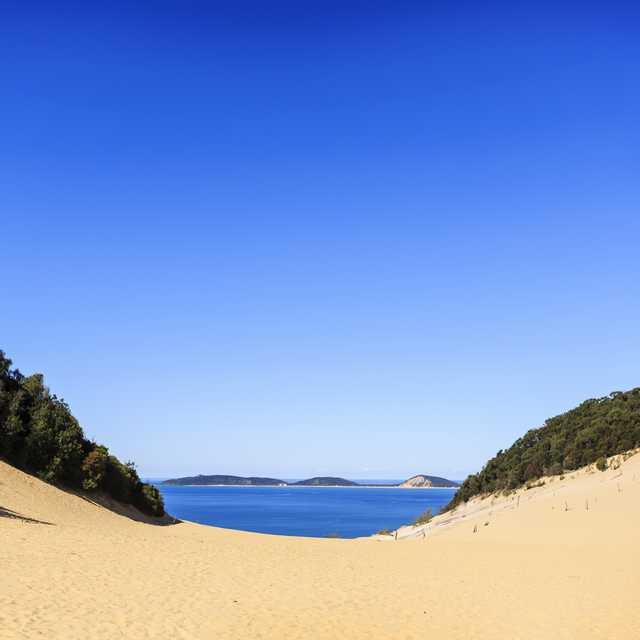 Séjour Australie Queensland - Rainbow Beach