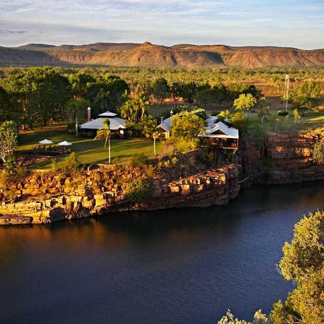 Croisiere Australie - Les Kimberley vus du ciel
