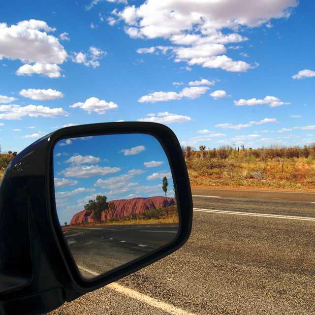 Voyage Australie - Ayers Rock