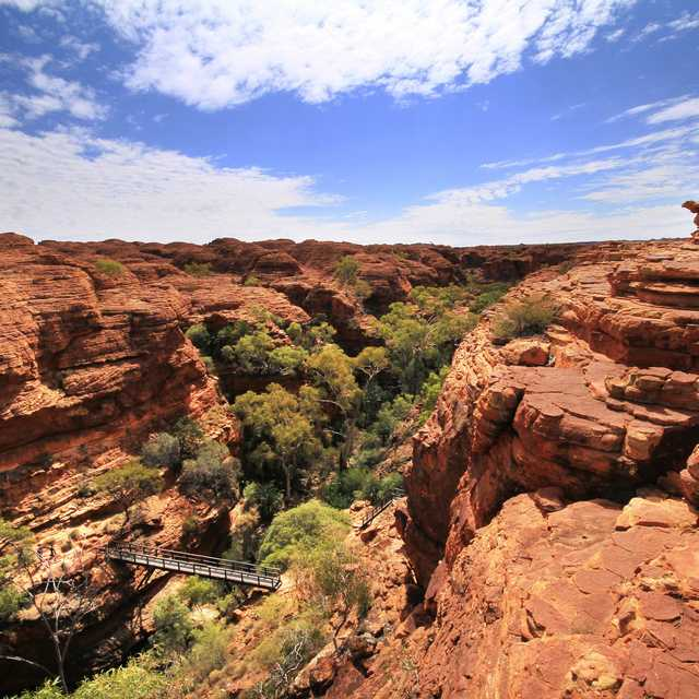 Voyage Australie - Kings Canyon