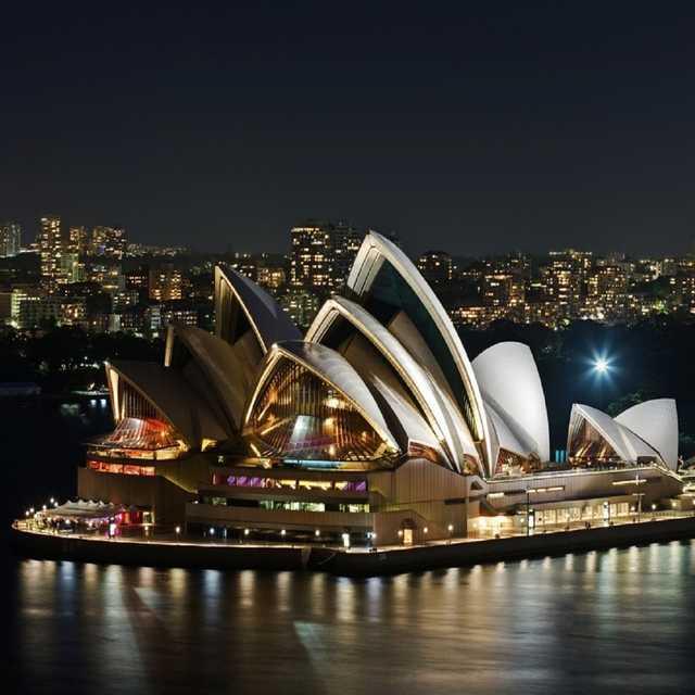 Voyage Australie - Sydney