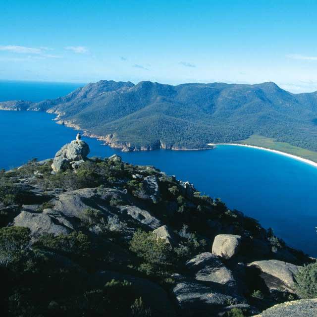 Voyage en Tasmanie - Parc National Freycinet