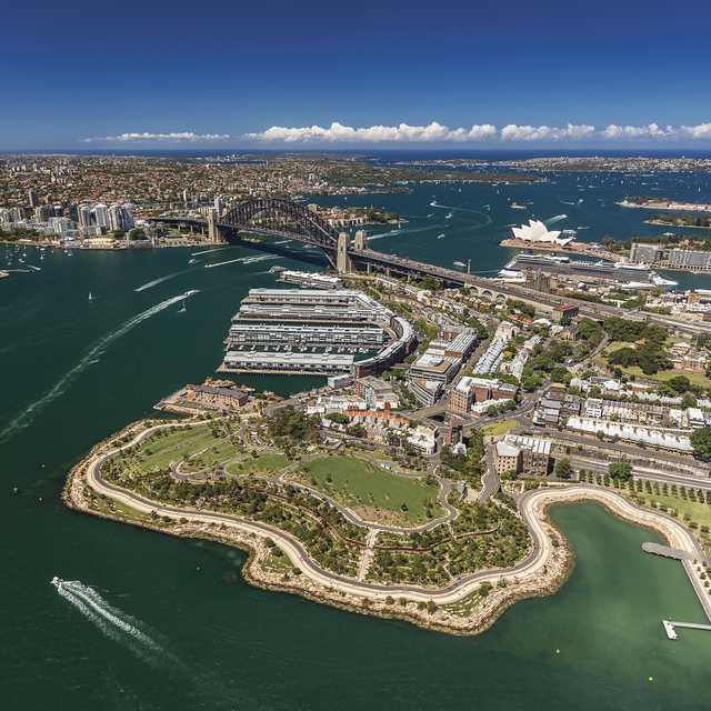 Voyage en Australie - Sydney, Barangaroo
