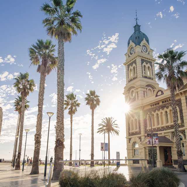 Voyage en Australie - Adélaïde