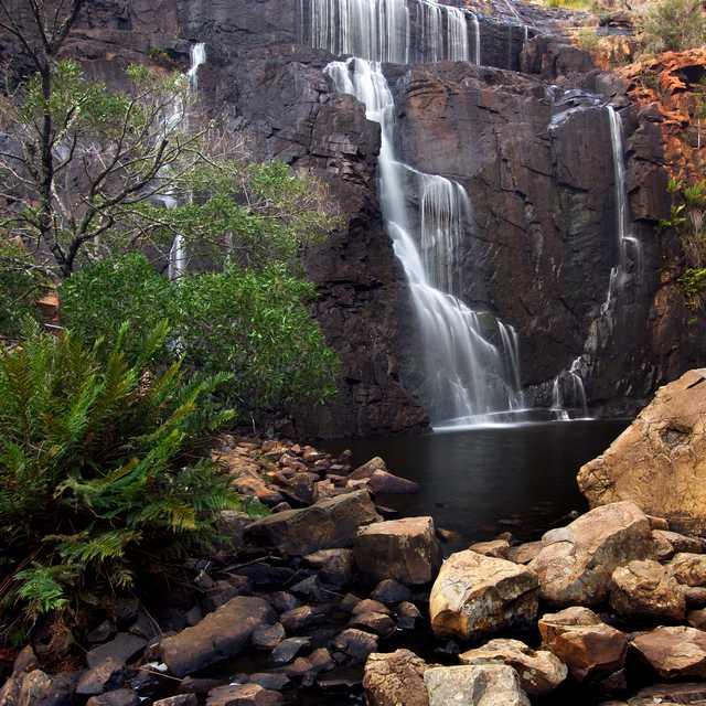 Voyage en Australie - Les Grampians