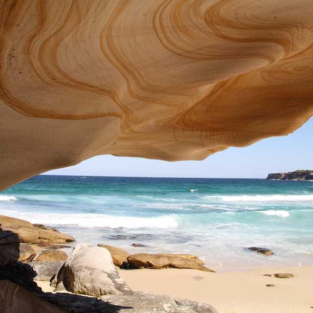 Voyage en Australie - Sydney, Tamarama Beach