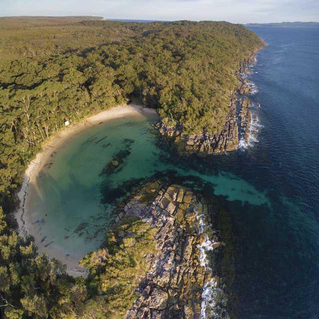 Voyage à Sydney - Jervis Bay