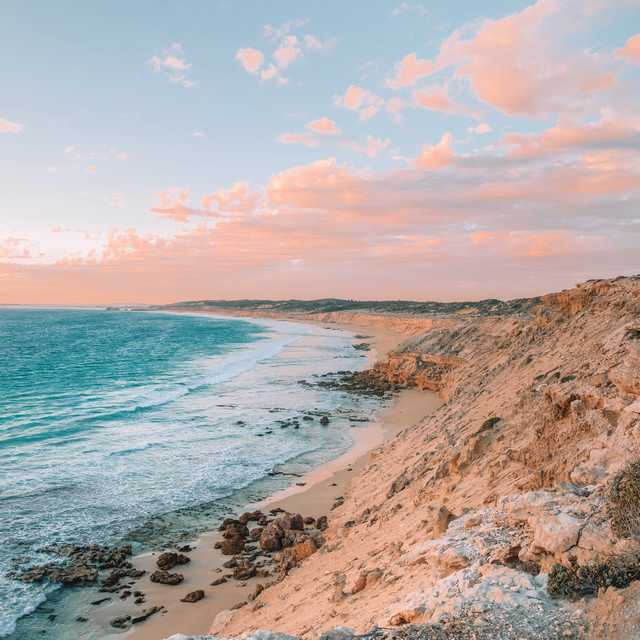Autotour en Australie - Coffin Bay