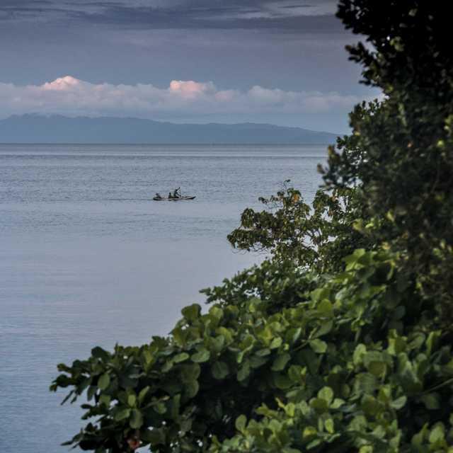 Voyage en Papouasie Nouvelle-Guinée - Pirogue