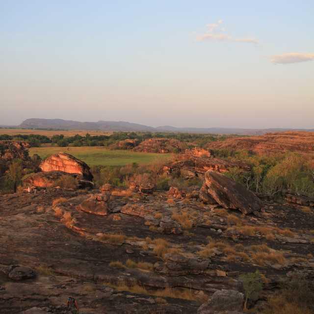Camping en Australie - Ubirr