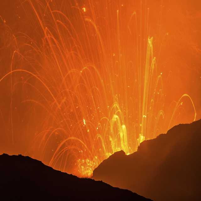 Voyage Nouvelle-Calédonie Vanuatu - Tanna, Volcano Yasur