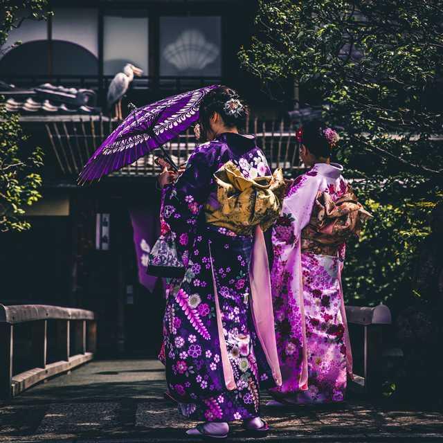 Voyage Japon Nouvelle Calédonie - Kyoto