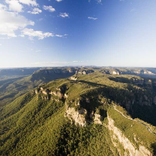 Circuit guidé en Australie - Blue Mountains