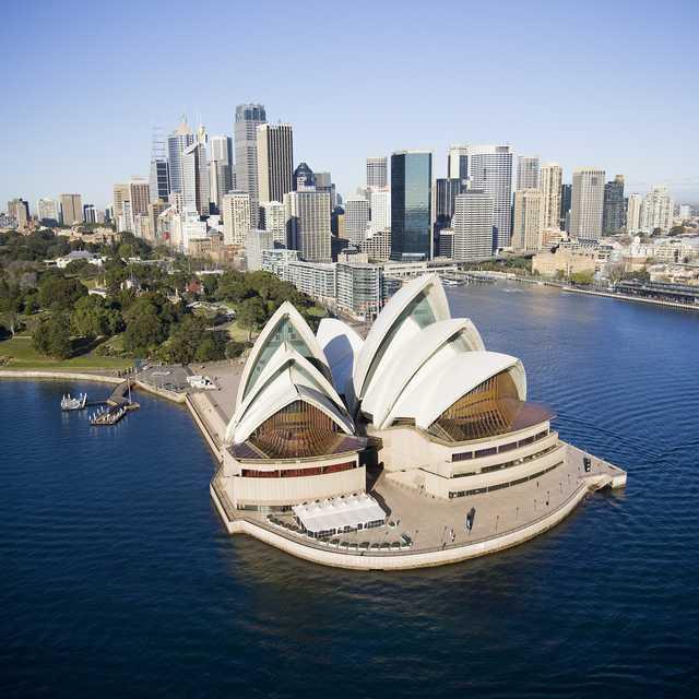 Voyage guidé en Australie - Sydney