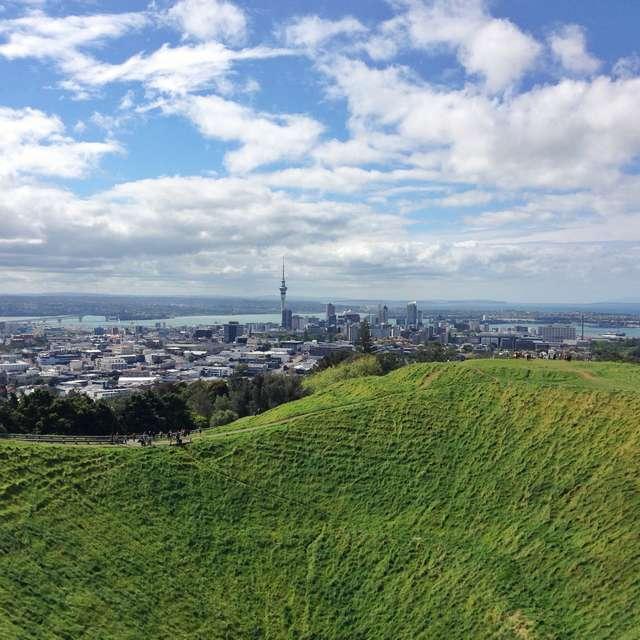 Tour du Monde de Dubaï à Tahiti - Auckland