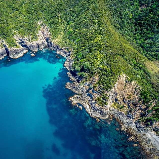 Tour du Monde de Dubaï à Tahiti - Baie des Îles