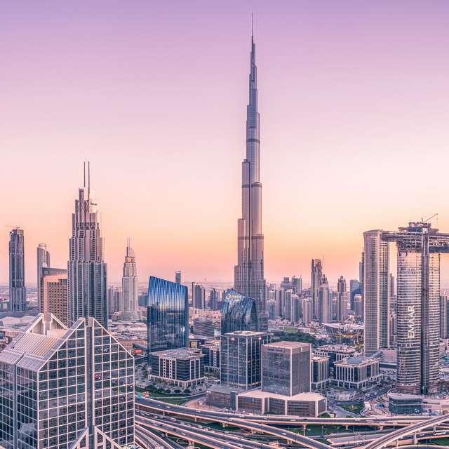 Tour du Monde de Dubaï à Tahiti - Dubaï