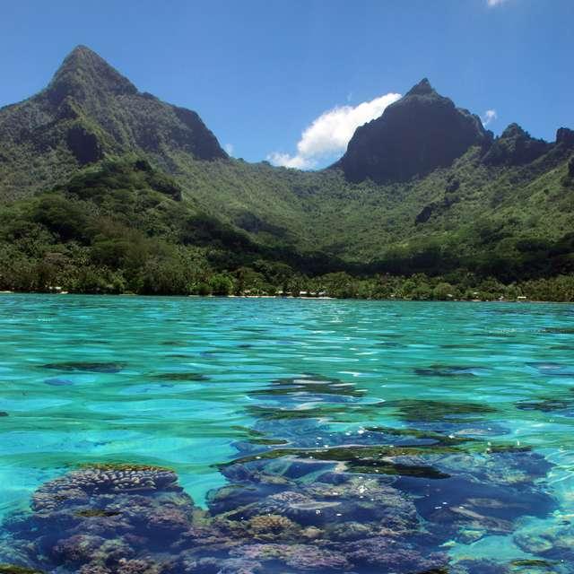 Tour du Monde de Dubaï à Tahiti - Moorea