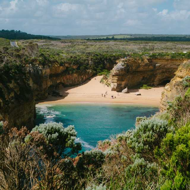 Australie - Loch Ard Gorge, Great Ocean Road