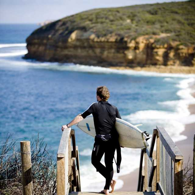 Australie - Torquay, Great Ocean Road
