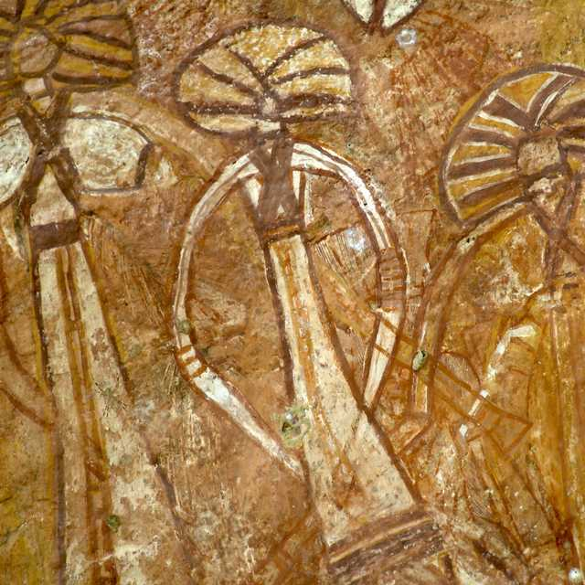 Australie - Nourlangie Rocks, Kakadu National Park
