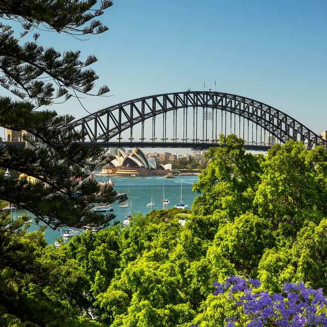 Voyage multi destinations - Sydney
