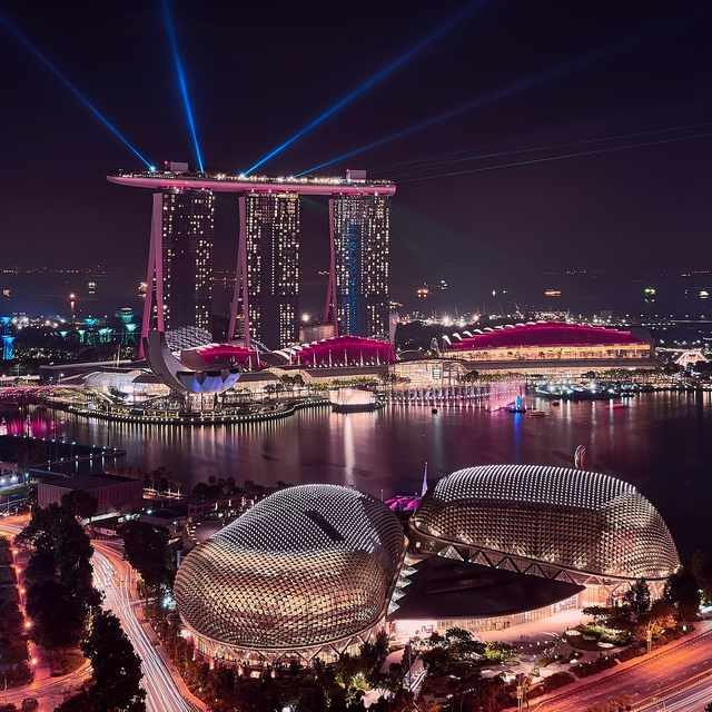 Voyage multi destinations - Singapour