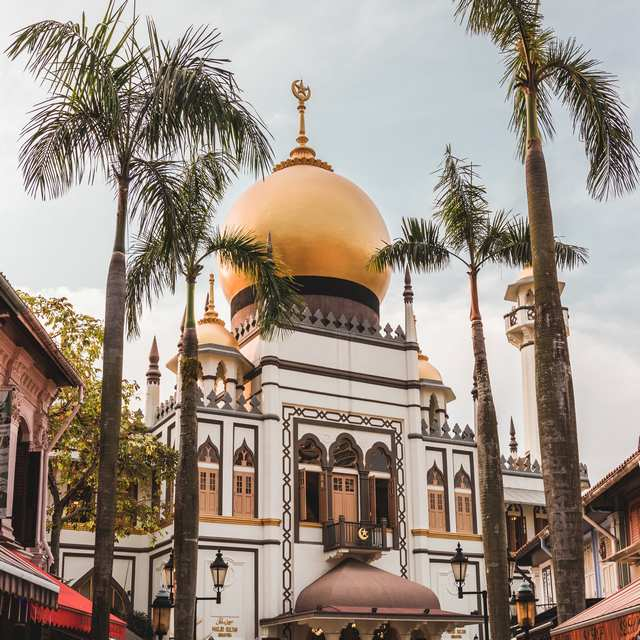 Voyage multi destinations - Singapour, Little India