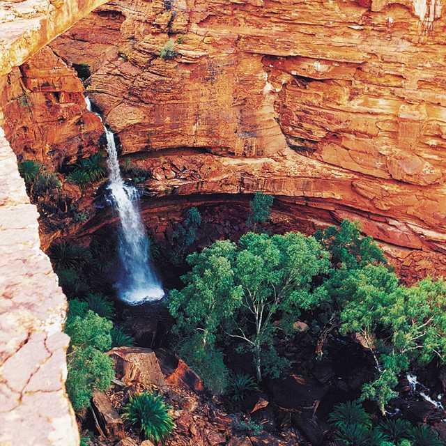 Camping de luxe en Australie - Kings Canyon