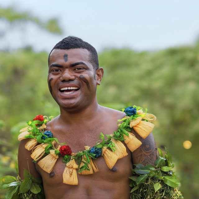 Voyage aux îles Fidji - Fidjien