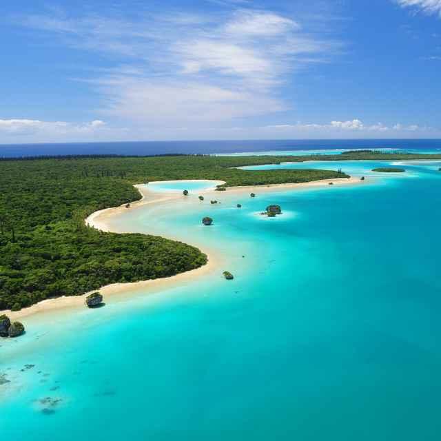 Voyage combiné Nouvelle-Calédonie et Polynésie Française - Nouvelle-Calédonie, Île des Pins