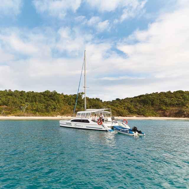 Séjour sur la Grande Barrière de corail - Great Keppel Island