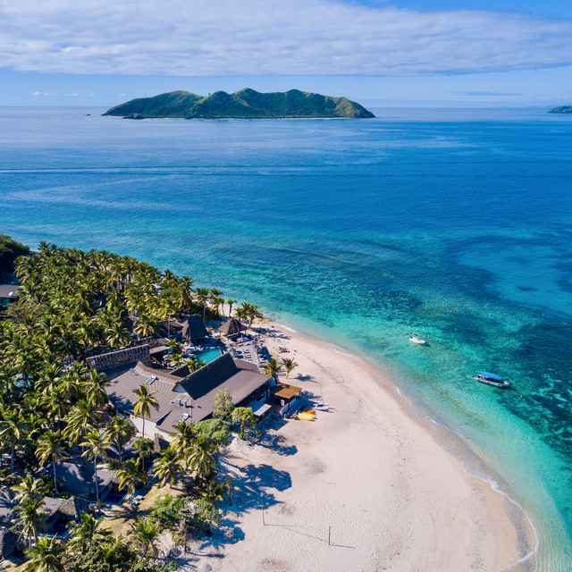 Voyage aux îles Fidji - Matamanoa